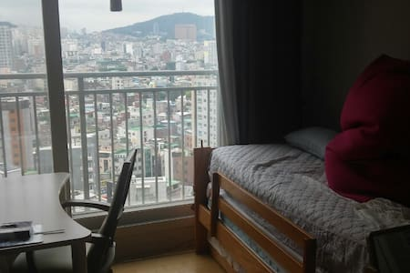 A room for 1 or 2 persons in downtown Seoul - Appartamento