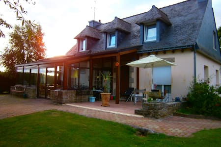 Mels Bed and Breakfast ST servant - Saint Servant Sur Oust