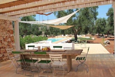 House rich of charme in Apulia - San Vito dei Normanni - Villa