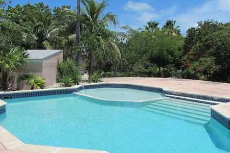 Caribbean Breeze - Grace Bay House with Pool