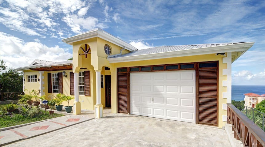 Seaview House - Castries City - Casa