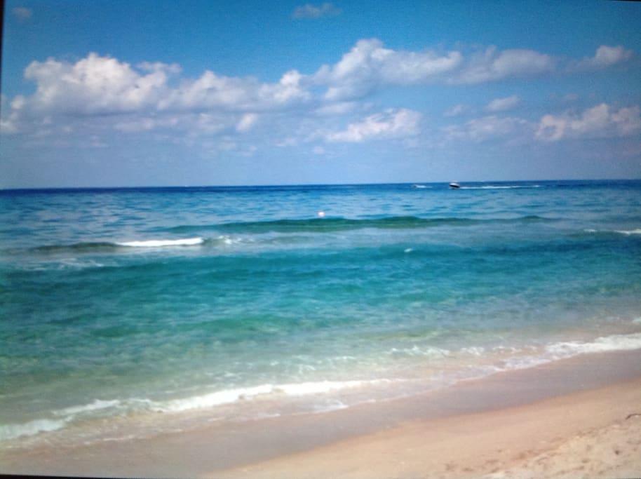 Bahamian water