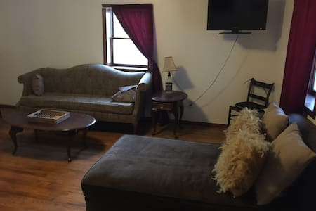 Duplex apartment with tons of space - Willseyville