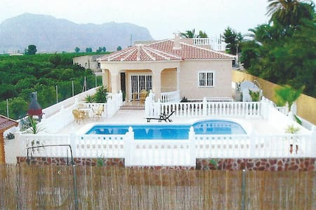 Pretty Villa with Pool - Oriola - Casa de camp