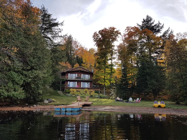 Haven on the Rock- Cottage on Baptiste Lake - Highland Grove