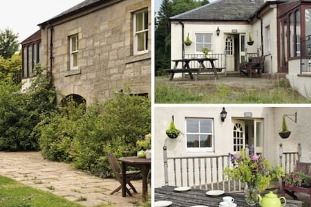Cosy farm cottage 30 minutes drive from Edinburgh - Rosewell - Haus