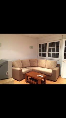 Kleines Apartment mit Meeresblick - Combarro