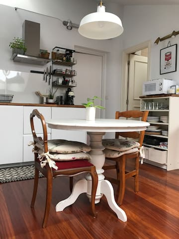 Zona de comedor