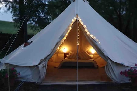 Slemish Luxury Glamping,Northern Ireland