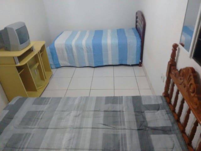 Quarto compartilhado A - cama 2 - Campo Grande - House