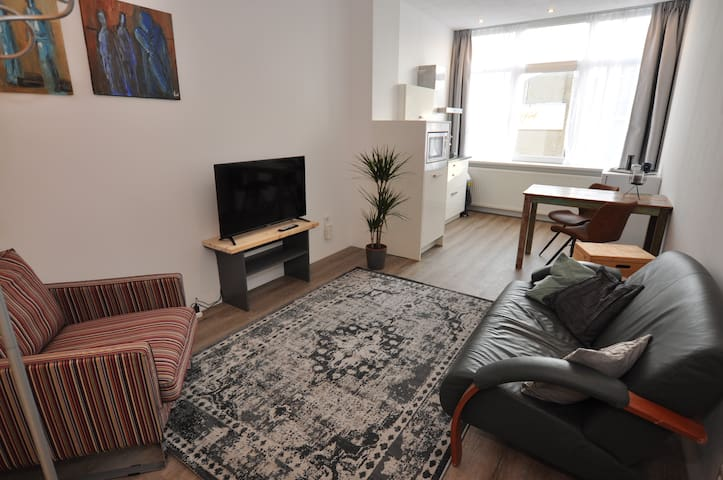 In centrum studio appartement I Zaandam>Amsterdam
