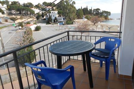 studio sur la plage face la mer - Llançà - 公寓
