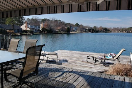 Waterfront Winter Rental - หาดเวอร์จิเนีย
