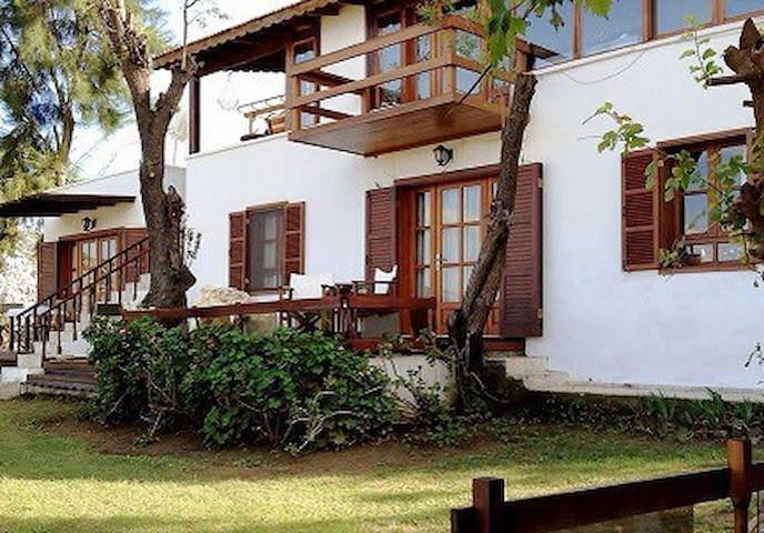 Villa Manzara-Main Villa 1st Floor - Selimiye Marmaris - House