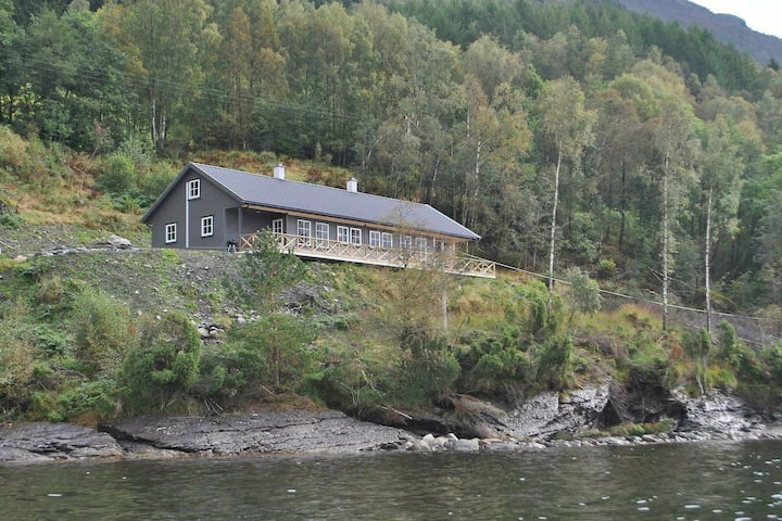 4 star holiday home in Hebnes
