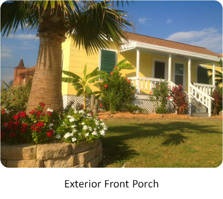 3 Bedroom Beach Bungalow