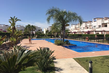 Ideal para escapada y tomar el sol! - Alhama de Murcia