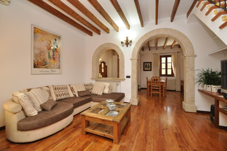 Es Convent, Town house for 4 persons in Alcudia