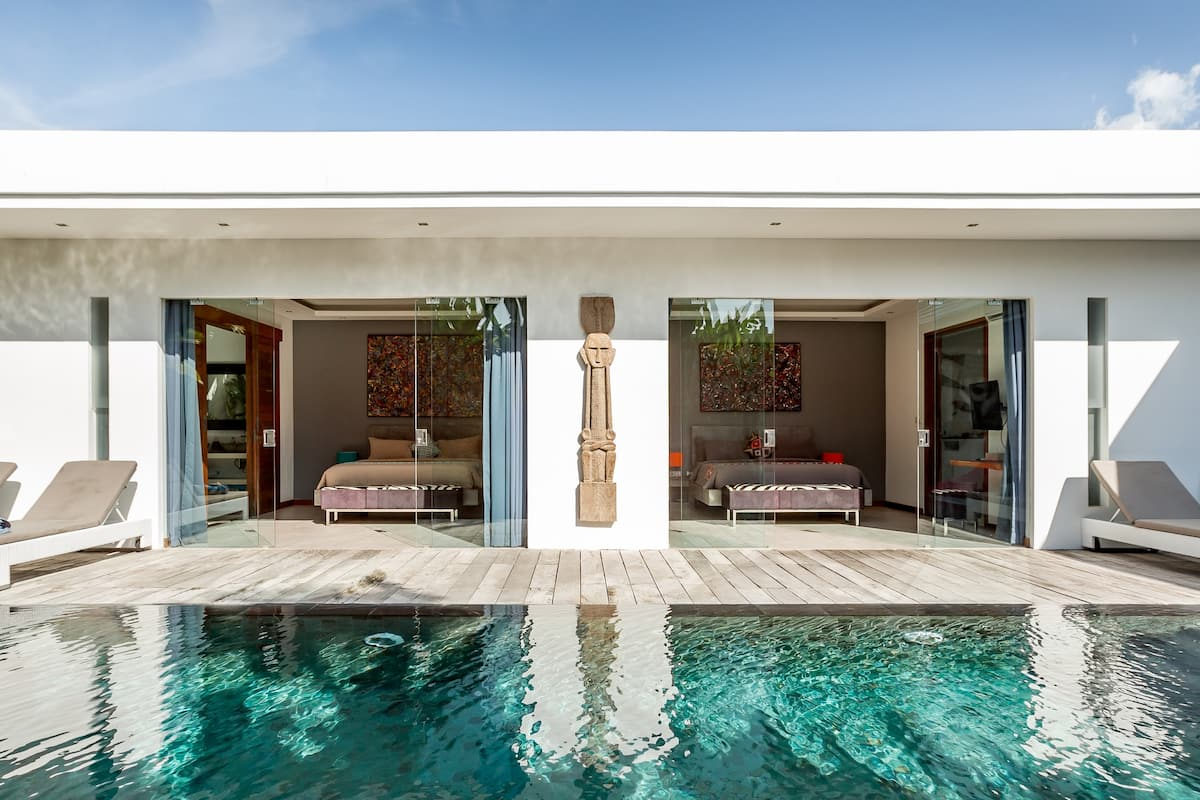 Lifestyle Three-Bedroom Villa in Central Seminyak