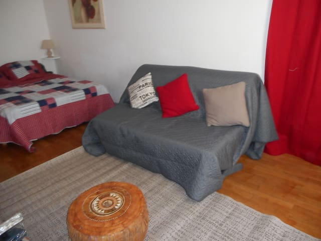New furnished flat nearby église de Brou - Bourg-en-Bresse - Apartment