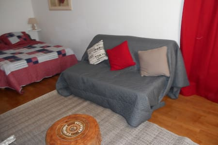 New furnished flat nearby église de Brou - Bourg-en-Bresse - Appartement