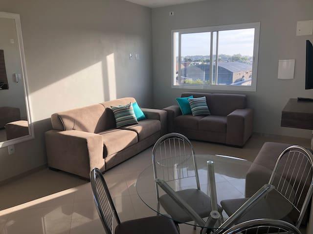 Apartamento próx Rodoviária e FURG