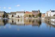 The Lakes - 2 minuttes from Blågårdsgade