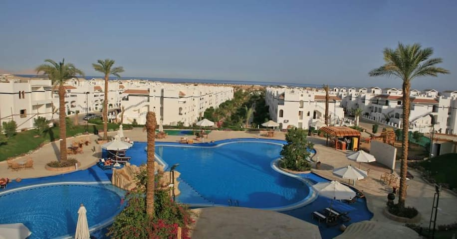 1-bedroom in Riviera Sharm,centre of the city.