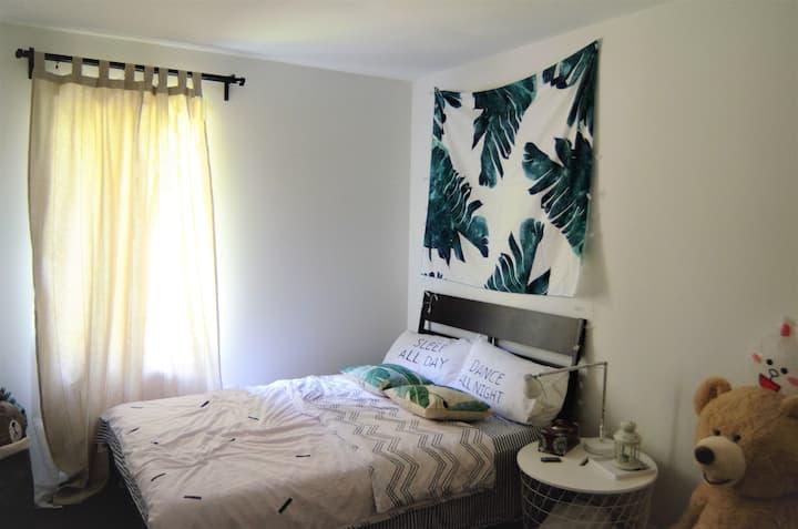 Private room near North Campus, WiFi