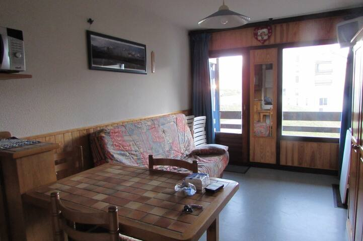 studio à la montagne - Saint-Aventin - Lägenhet