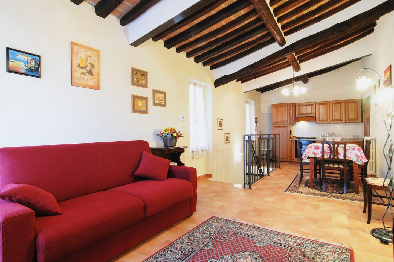 The House of Gigi Montepulciano