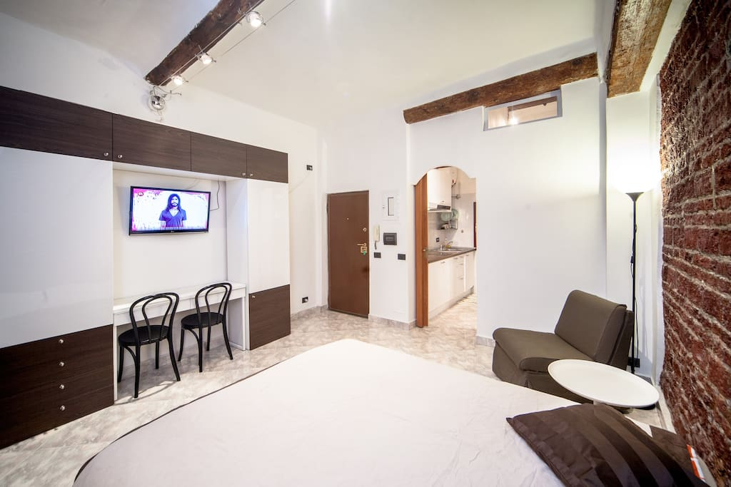 beautiful studio apartment in city center apartments for