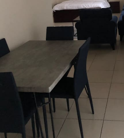 Large Furnished Studio available forRent DubaiLand