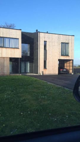 New big house near Trondheim Airport - Stjørdal - Hus