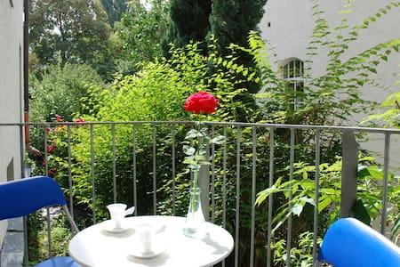 Wohnen im Zentrum mit Balkon - Ratisbona - Apartamento