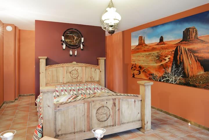 Monument valley chambre de charme