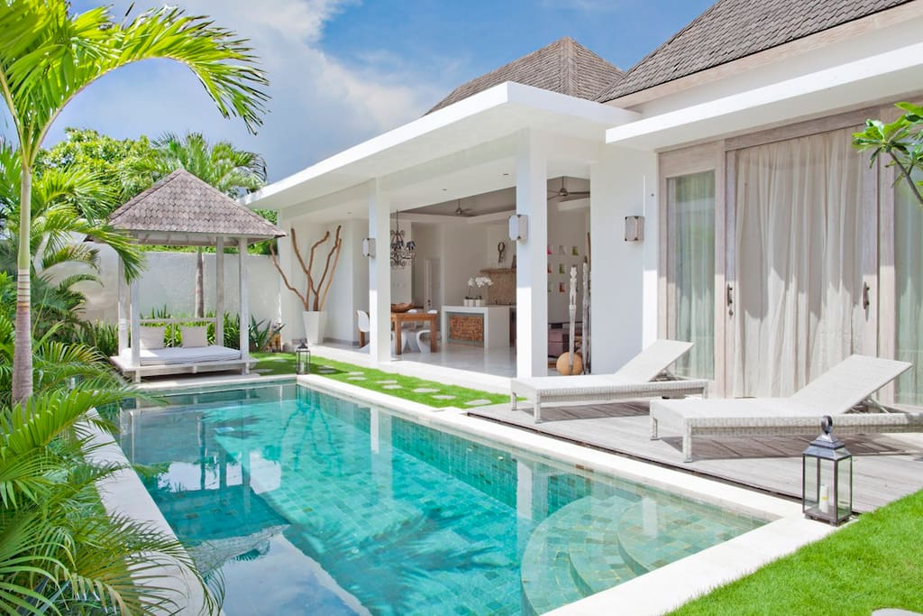 Villa Safari By LeChloe Villas Villas For Rent In Kuta Bali Indonesia