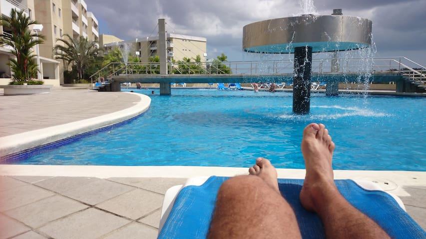 Cuarto Full, ideal para amigos - Panamá - Lägenhet