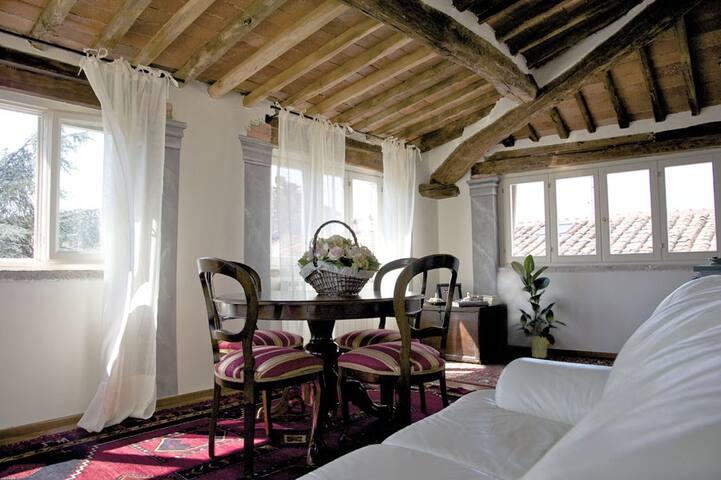 Suite Le Colonne - Lucca - Appartement