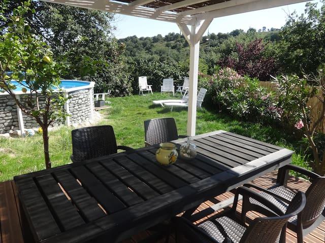 Appartement terrasse  proche d'Argeles sur mer - Montesquieu-des-Albères - Pis