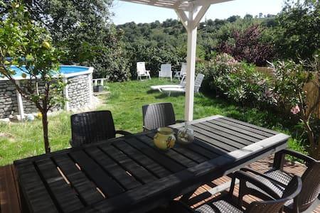 Appartement terrasse  proche d'Argeles sur mer - Montesquieu-des-Albères - Daire