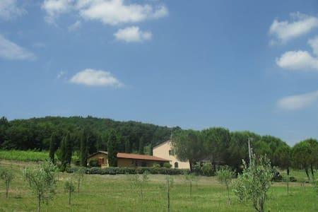 farmhouse maremma tuscany italia - Giuncarico - Lägenhet