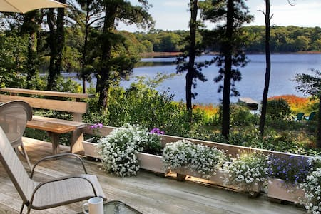 Private Lakefront Retreat - Orleans - Dom