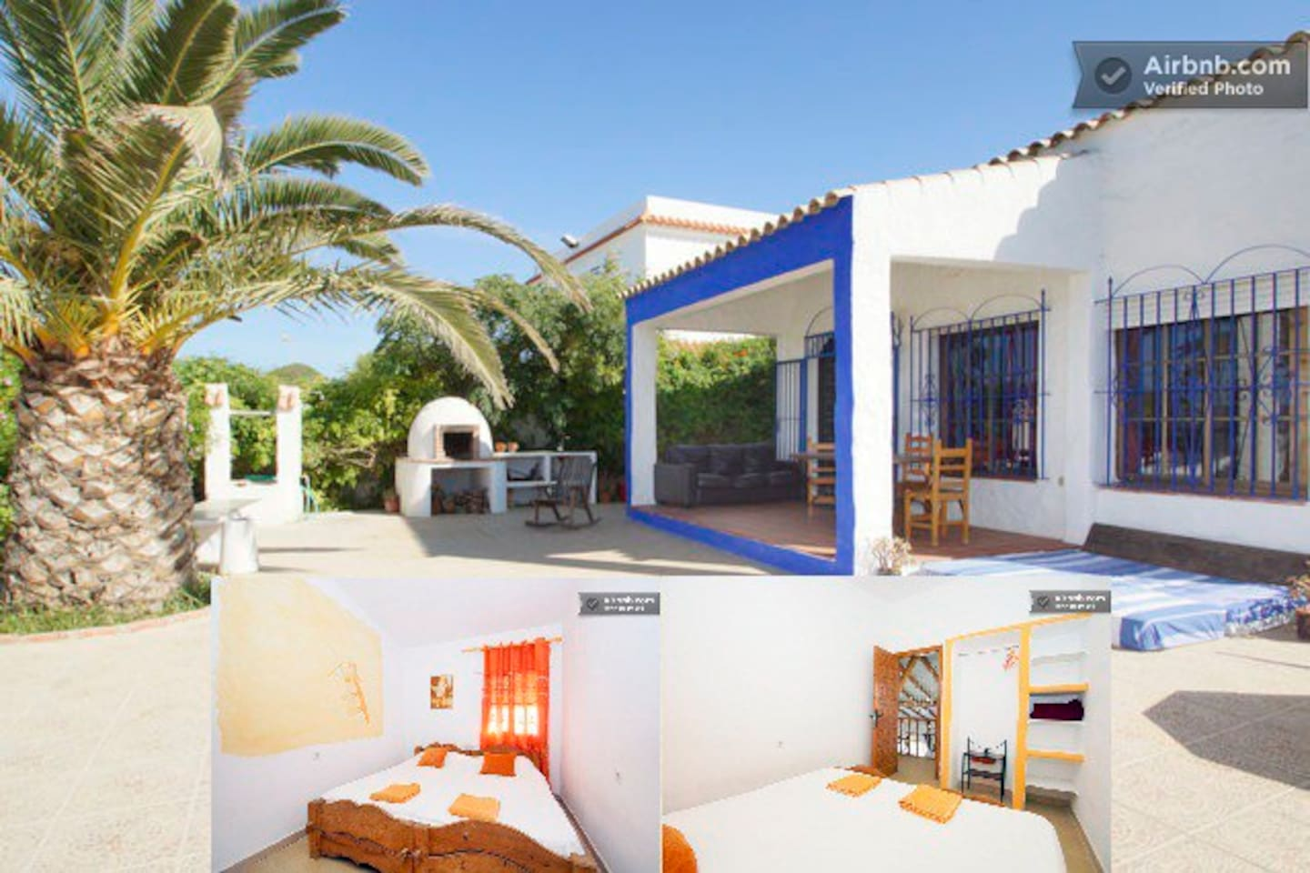 Relaxed Beach Front Villa - Double Room