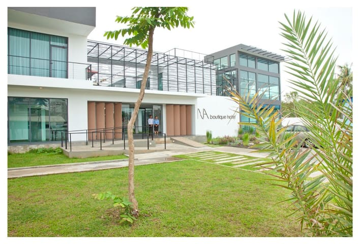 NA Boutique Hotel and Apartment - Krong Preah Sihanouk - Apartamento
