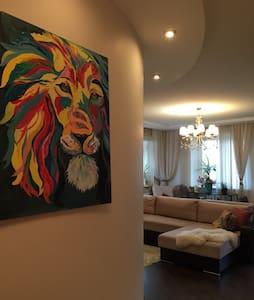 Современная просторная квартира - Apartment