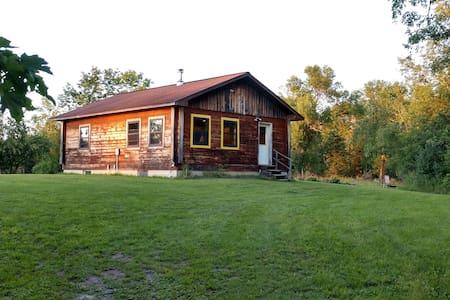 Northern remote cabin getaway!