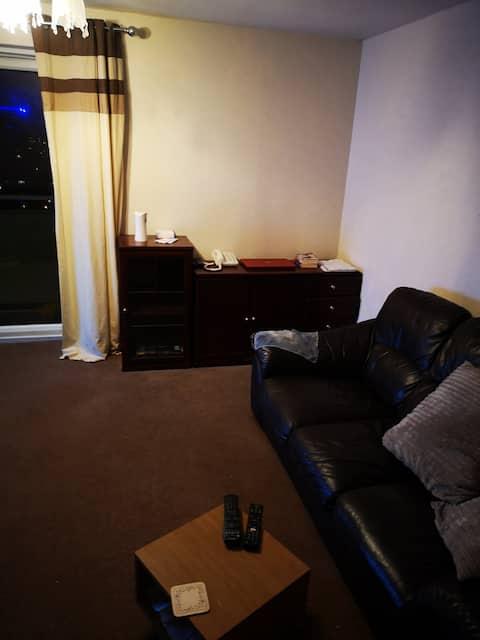 Private room in a beautiful flat