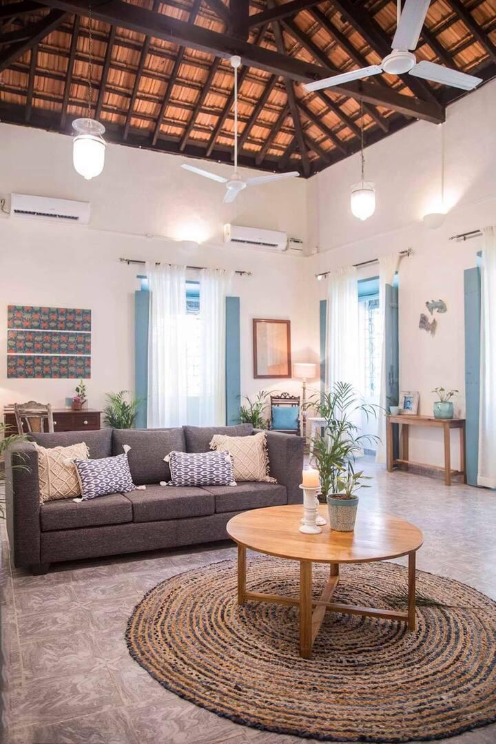 Acushla Villa ( bespoke 4bhk Mansion )