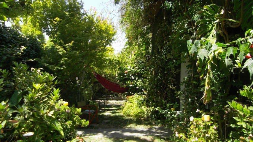 Las Condes, El Golf, Chez Magda, Room&shared bath